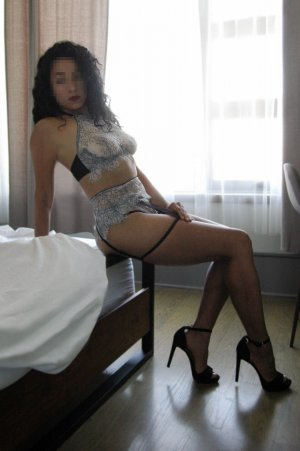 Ynaia nuru massage in Taylors SC