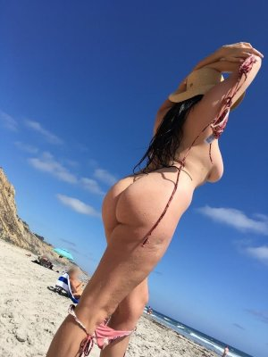 Marie-loup erotic massage