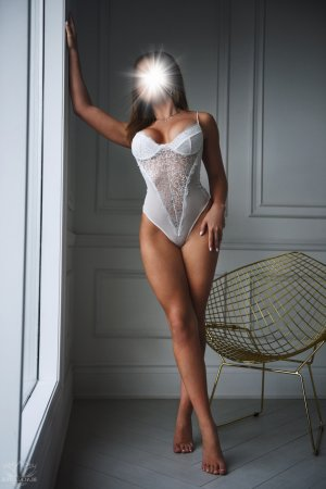 Franciska erotic massage in Auburn CA