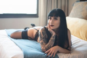 Blandine erotic massage